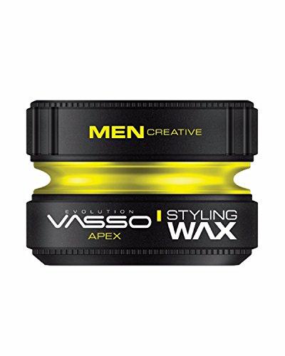Professionelles Haarwachs Für Matten Effekt Vasso Styling Wax Pro-matte Paste Apex, 150 Ml.