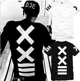 Hylong Fashion New Short Sleeve O Neck Cotton T-Shirt Tee Japanese XXlll Street Hip