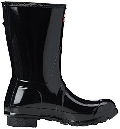 HUNTER Women's Black Wellington Boots