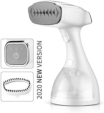 ASZ Steamer for Clothes Portable Garment Steamer for Clothes with Fabric Brush 120V 1500 Watt product image