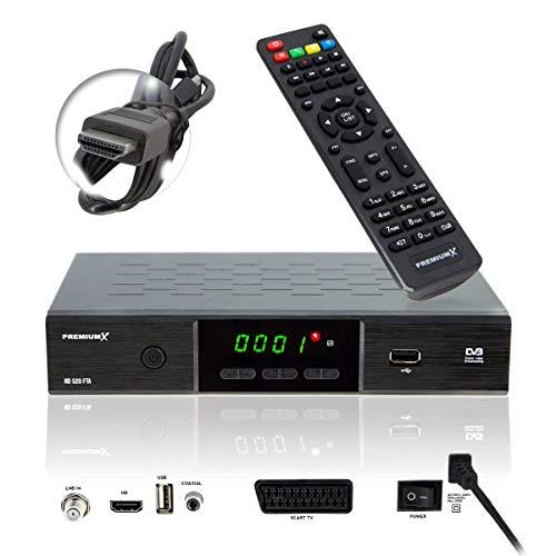 PremiumX -   HD 520 FTA Digital