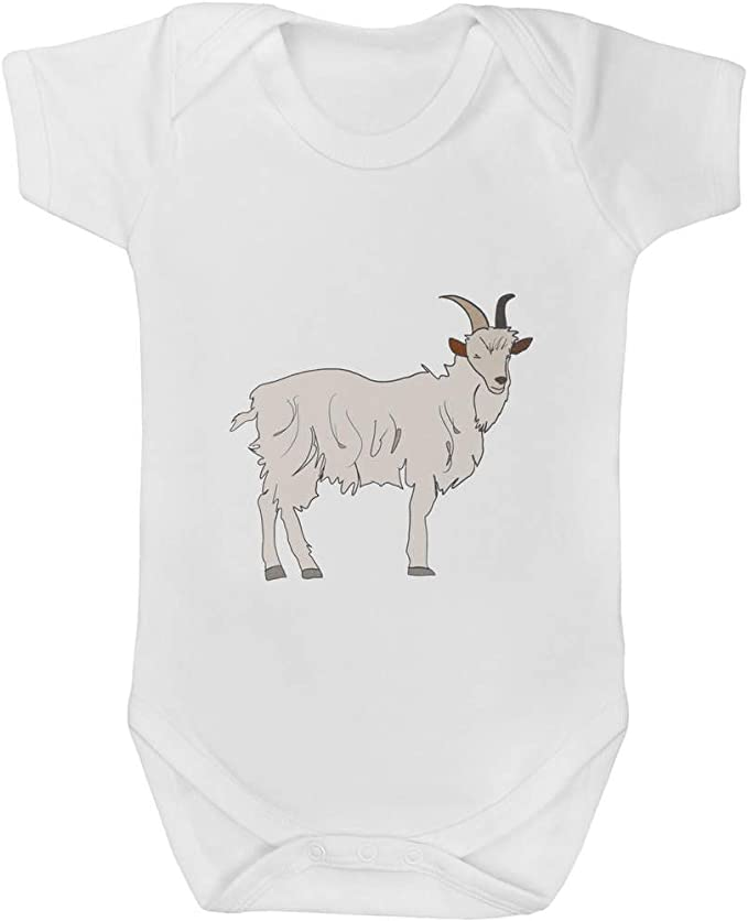 GR00046664 Azeeda 6-12 Month Sloth Mother /& Baby Baby Grow Bodysuit