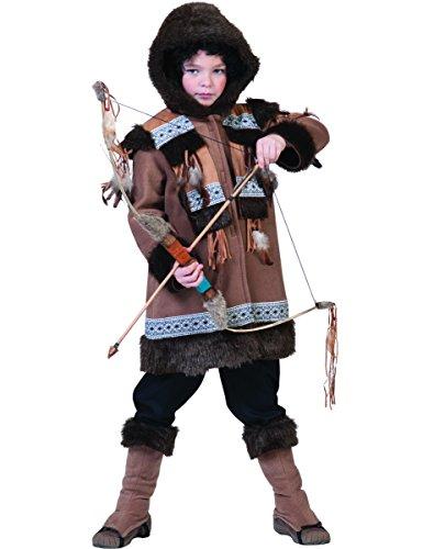 Generique - Eskimo-Kostüm für Kinder