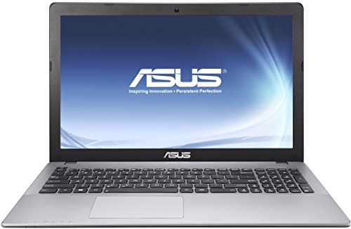 Asus F550LNV-DM210H 39,6 cm (15,6 Zoll) Laptop-PC (Intel Core i5 4210U, 1,7GHz, 8GB RAM, 1000GB HDD, NVIDIA GeForce 840M, DVD, Win 8) grau