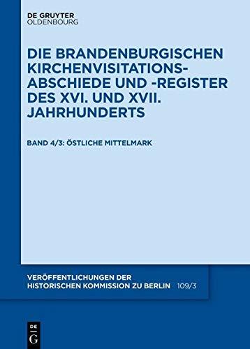 Die Mittelmark: Östliche Mittelmark (Issn) (German Edition)