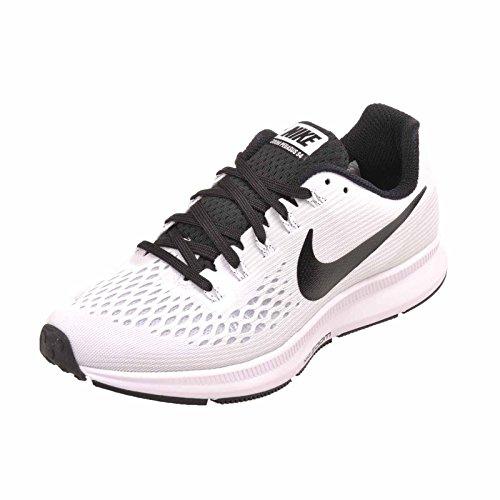 Nike Womens WMNS Air Zoom Pegasus 34 TB, White/Black Size 10 US