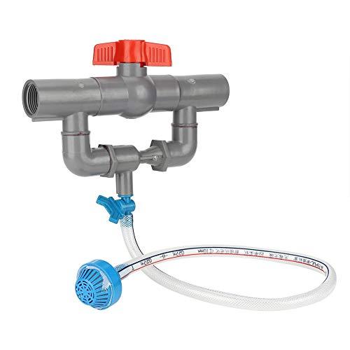 Cikonielf Agricoltura Coltivazione Sistema di irrigazione Irrigazione Venturi Fertilizzante Kit Fertilizzante Dispositivo Valvola Adatta per Tubo