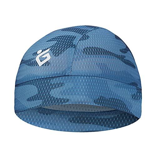 Radkappe, Helm-Futter, Sport-Kappe, saugfähig, Sweatshirt, Fahrradkappe