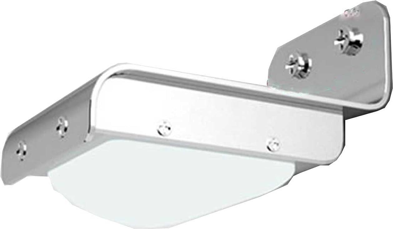 出発する効率閃光ソーラーLEDセンサーライト 防雨/音声センサー&明るさセンサー搭載 AZ-SLED055