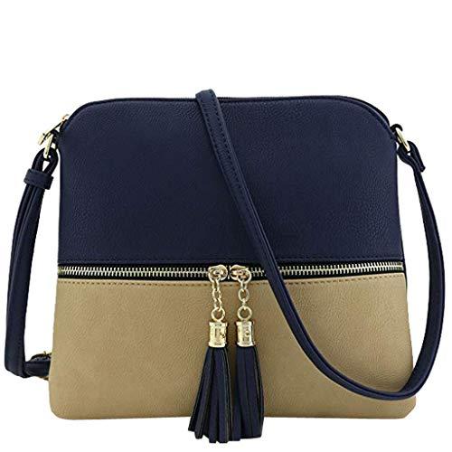 OSYARD Damen Cross Body Bag die einheitsgröße