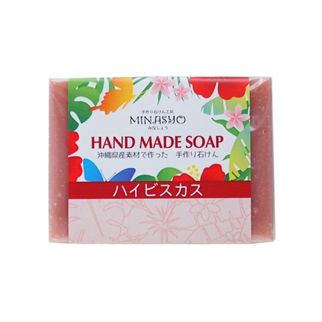 航空機ボイラーひそかにピンククレイ 洗顔石鹸 無添加 固形 毛穴ケア 手作りローゼル石鹸