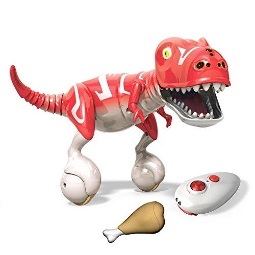Spin Master Krimson Red Zoomer Dino