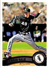 chris sale rookie