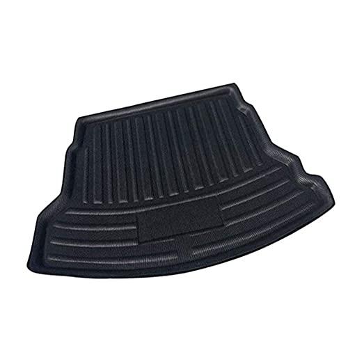 Negro Goma Alfombrillas para maletero Protector para Honda CRV CR-V 2012 2013 2014 2015 2016, Interior Forro de Maletero, Accesorios de Alfombra, Maletero Trasero Bandeja Carga Alfombrillas Antirrayas