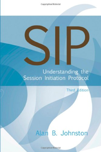 SIP: Understanding the Session Initiation Protocol (Artech House Telecommunications)