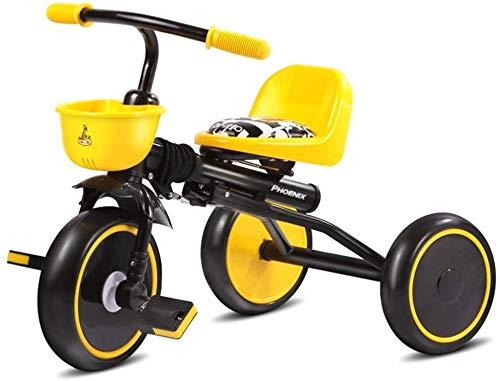 Pkfinrd kinderwagen Fiets driewieler Baby kinderwagen Kinderen 1-3 jaar kinderwagen Opvouwbare fiets Ultra-compact Landau