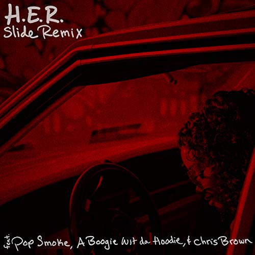Slide (Remix) (feat. Pop Smoke, A Boogie Wit da Hoodie & Chris Brown) [Explicit]