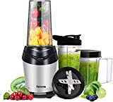 Kenwell Professional Personal Blender Countertop High-Speed Blender/Mixer System for Shakes and...