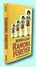 Rare Beverly Cleary / RAMONA FOREVER Signed 1st Edition 1984