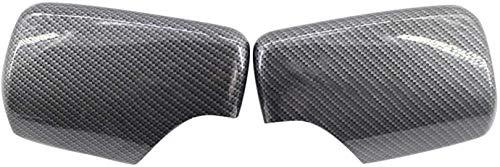Accesorios fiables Puerta lateral del coche Cubierta de la cubierta del espejo...