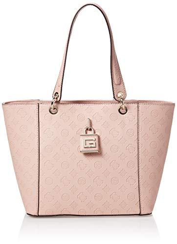 Guess Damen Handtasche Kamryn Tote rosé One Size