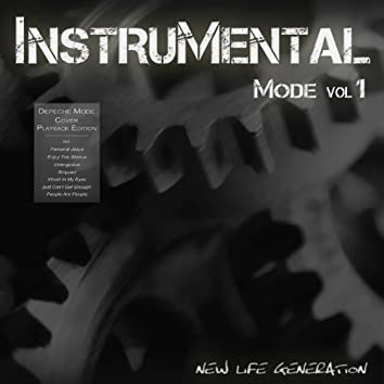 Instrumental Mode Vol.1 (Depeche Mode Cover Playbacks Edition)