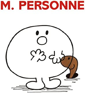 Monsieur Personne (Collection Monsieur Madame) (French Edition)