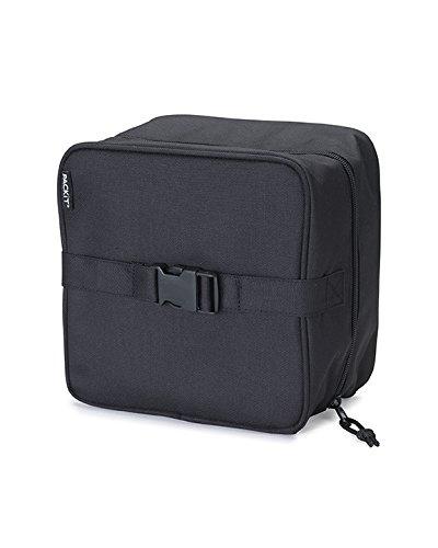 Pack It PKT-SA-BLA Lunch Box Cooler Sac de Conservation Noir 1,71 L