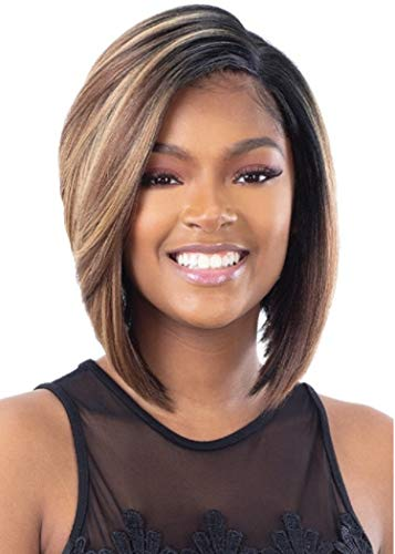 Mayde Beauty Candy HD Lace Front Wig - BIBI (1 Jet Black)