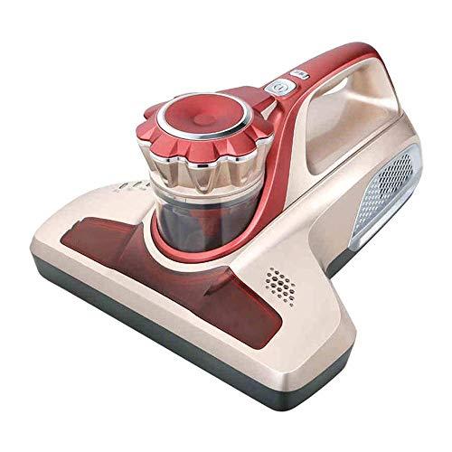 QWEAS Aspirador de ácaros luz UV,600 W Aspirador De Mano Antiácaros UV-C Filtro HEPA Aspirador De Ácaros Aspiradora De Colchones para Cama Colchones Sofás Mascotas