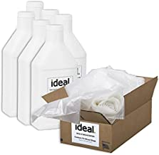 ideal. Shredder Office Supply Kit for Models 3105, 3804 or 4005 SC/CC/SMC - Includes 80 Bags and 6 Quarts of Oil
