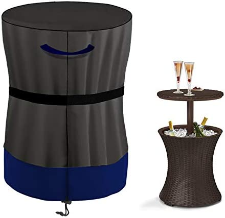 Pacific Cool Bar Cover Outdoor Patio Furniture Cover and Hot Tub Side Table Cover with 7 5 Gallon product image