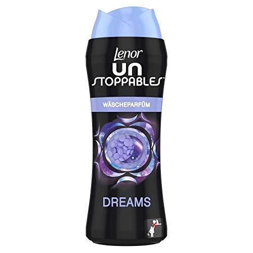 Lenor Wäscheparfüm, Wäscheduft, Unstoppables Wäscheparfüm, Dreams, 21 Waschladungen (285 g)