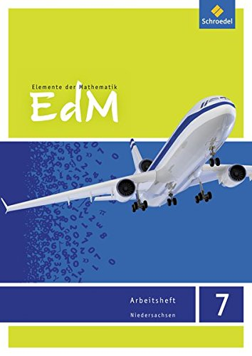 Elemente der Mathematik SI - Ausgabe 2015 für Niedersachsen G9: Arbeitsheft 7