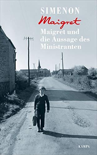 Maigret und die Aussage des Ministranten (Georges Simenon / Maigret)