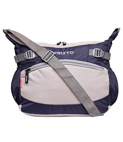Fristo Men's & Women's Sling Bag (Blue)