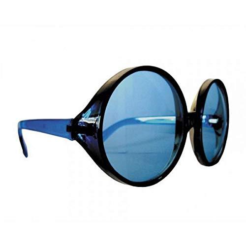 Party Pro 8571768 Rouge doux Doré Hippy Lunettes de natation, Bleu