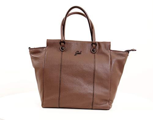 GABS Isotta Handtasche Gr.M Ruga G001350T2X0421 CORTECCIA