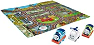 My First Thomas Playmat and Push Along Engines Set