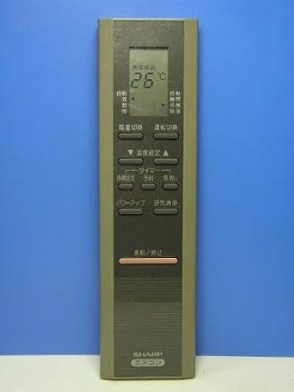 シャープ エアコンリモコン CRMC-A214JBEO