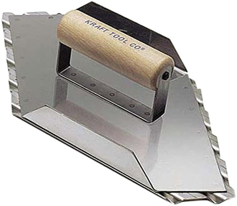 Kraft Werkzeug cf085 Sicherheit Rampe Hand rechts Fugenfräse 3 4-Zoll-Abstand, 13–1 2 x 5–1 2 Zoll B00TBKMYT0  Schnäppchen