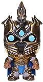 A-Generic Pop Warcraft World of Warcraft - Arthas # 15 Figura de Vinilo Coleccionable Exclusivo Modelo de acción Adorno