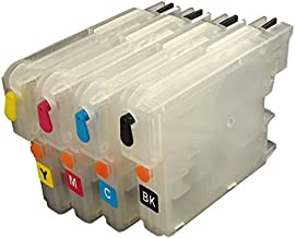 CEYE for Brother LC11 LC16 LC38 LC39 LC61 LC65 Empty Refillable Ink Cartridge V3