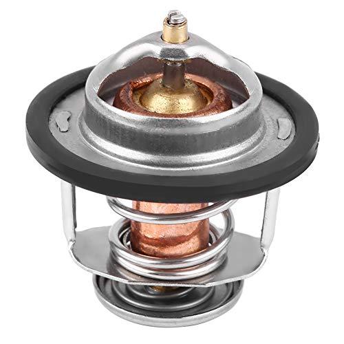 MAOMAO Corolla 1984-1996 90.916 a 03.046 Conjunto de la Caja del termostato del refrigerante del Motor Termostato for Toyota (Color : Black)