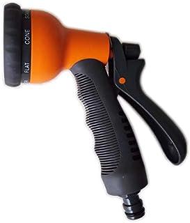 CRZD 8 Pattern Garden Water Gun Hose Nozzle Mutifunctional Household Car Washing Yard Water Sprayer Pipe Tube Nozzle Sprin...