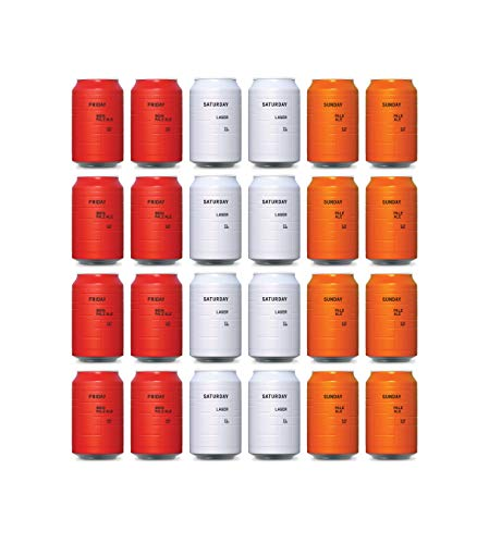 AND UNION - Weekend Pack - Craft Beer - 24 x 330ml Dosen - inkl. 6,00€ Pfand