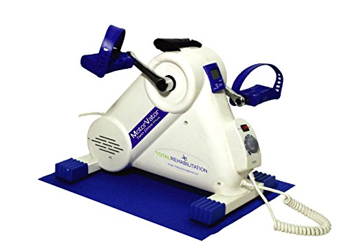 NEW MotorVator Twin Drive Plus Exercise Bike