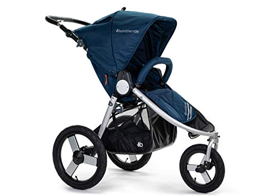 Bumbleride Speed Jogging Stroller | All-Terrain | Lightweight | Eco-Friendly | Adjustable Seat | Easy, Compact Fold | All-Wheel Suspension