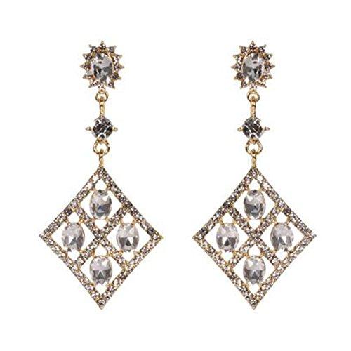 Beautiful Design Dangle Earrings Tassel Earrings Ears Décoration pour dames, No.1