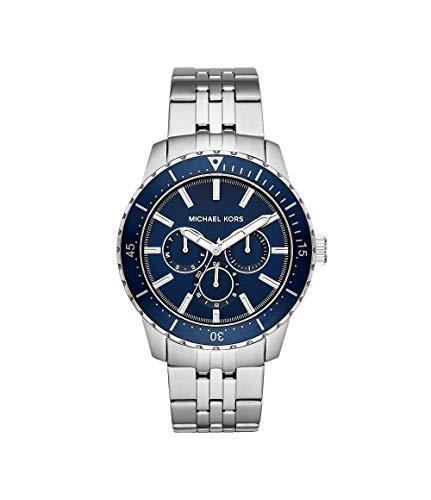 Michael Kors Men's Cunningham Multifunction Stainless Steel Watch MK7153